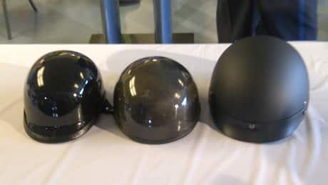 B.C. outlaws motorcycle 'skid lids'