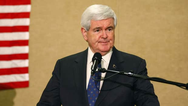 Newt Gingrich announced his departure from the Republican presidential campaign on Wednesday, after finishing poorly in five Northeastern primaries last week.