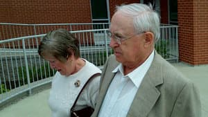 Albert LeBlanc is accused of abusing boys 40 years ago.