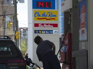 The Canadian Taxpayers Federation says consumers save more at the pump when gas taxes are lower.