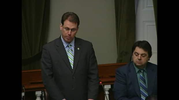 Aylward tried to find out to whom the contracts were given, and for what – but he was stonewalled by Tourism Minister Robbie Henderson in Friday's Question Period.