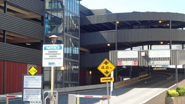 Thunder Bay's Parking Authority manager said two complete levels of waterproofing was done in the Victoriaville Parkade.