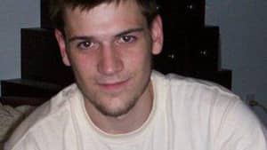 The body of Joey Faubert, 24, was found on a school property east of Ottawa Saturday.