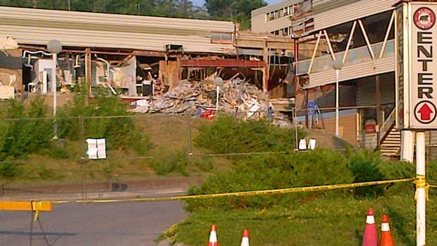 The demolition of Elliot Lake's Algo Centre Mall  is expected to start by the end of December.