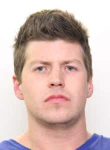 Zachary Holland, 25, of Edmonton, is wanted on charges of attempted murder and arson causing injury.