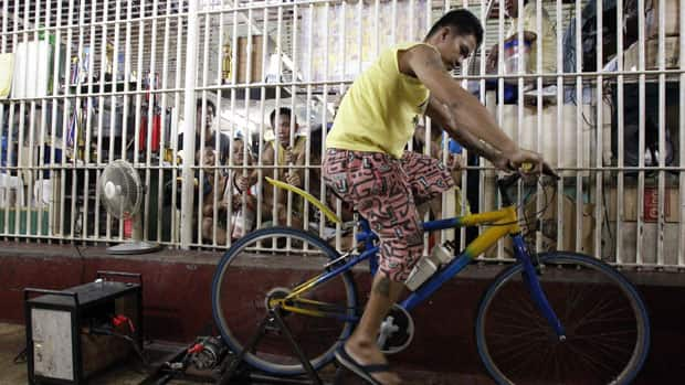 Inmates in some Brazilian prisons are shaving off time from their sentences in exchange for generating power to help light their towns.