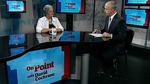 In an interview with On Point host David Cochrane, NDP Leader Lorraine Michael said she is determined to be on the ballot in 2015.
