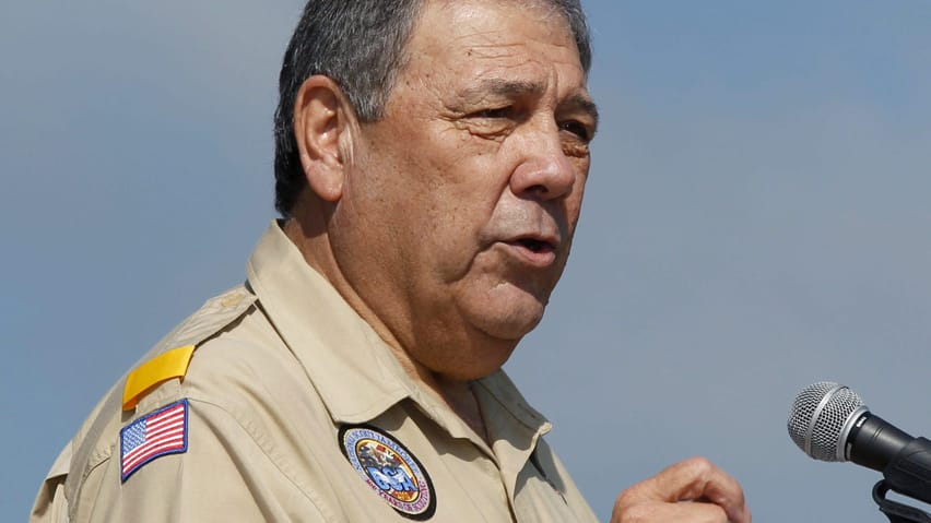 Robert Mazzuca, the chief executive of the Boy Scouts of America, contends that most Scout families support the organization's ban on gays.