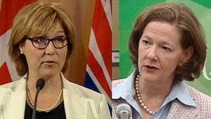B.C. Premier Christy Clark and Alberta Premier Alison Redford are expected to talk pipeline revenue in Halifax this week.