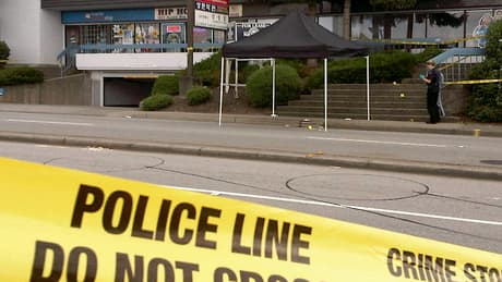 Man in critical condition after Coquitlam fight