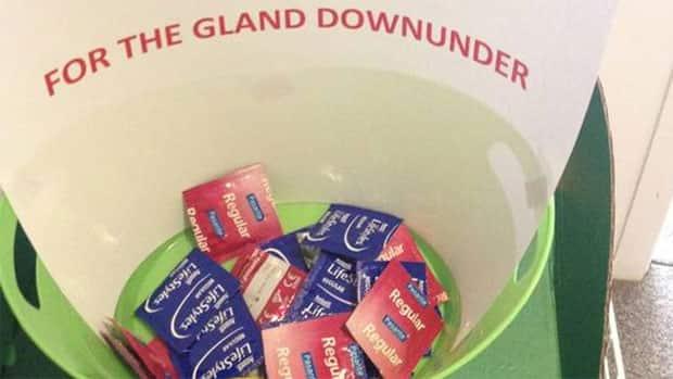 The China Watch Caroline Buchanan Condoms