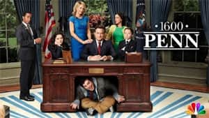 P.E.I. actress Martha MacIsaac (in green) will play a U.S. president's daughter in a new NBC sitcom.