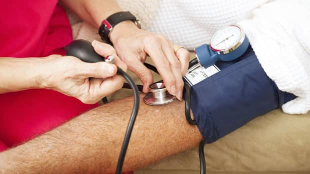 High blood pressure is a prime risk factor for cardiovascular disease that can lead to heart attack and stroke.