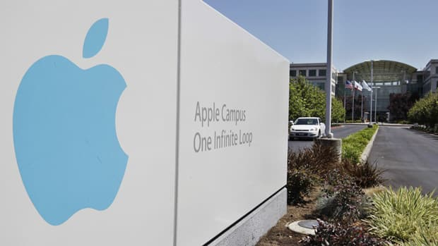 Apple headquarters in Cupertino, Calif. A U.S. jury has ruled for Apple in its huge smartphone patent infringement case involving Samsung.