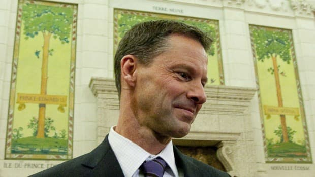 Nigel Wright, chief of staff to Prime Minister Stephen Harper, has been lobbied by Barrick Gold Corp. three times despite his personal connections to the company.