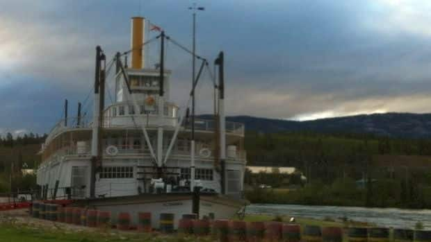 The S.S. Klondike in Whitehorse is one of the Parks Canada attractions affected by federal spending cuts. (CBC)<br /> <em></em>