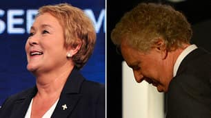 Marois declares PQ priorities as Charest resigns