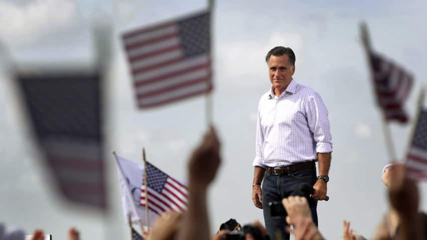 U.S. presidential hopeful Mitt Romney says he will keep Obamacare's provisions for young people and pre-existing medical conditions.