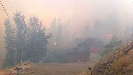 'We're helpless here,' says B.C. wildfire radio dispatcher