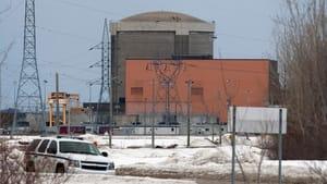 Hydro-Québec runs the Gentilly-2 nuclear power plant near Trois-Rivières.