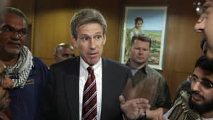 U.S. Ambassador to Libya Chris Stevens and three other Americans were killed during an attack on the attack on the consulate in Benghazi.