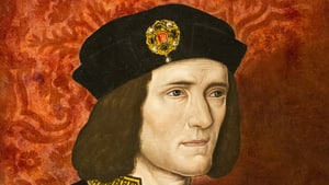 A painting of King Richard III by an unknown artist from the 16th century hangs at the National Portrait Gallery in London. The monarch was depicted in history and literature as an evil, deformed monster who murdered his nephews to get the English crown.
