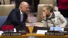 U.S. Secretary of State Hillary Clinton will on Friday host a meeting of Western and allied nations, urging more co-operation among the Syrian rebels.