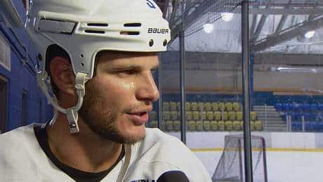 Kevin Bieksa 'not happy' about charity game scalping