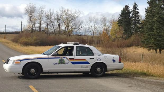 RCMP say the investigation into the discovery of remains near Cochrane, Alta., is still ongoing.