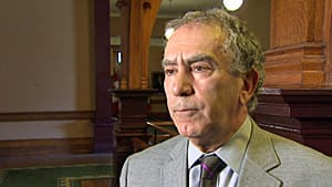 Liberal campaign co-chair Greg Sorbara says he expects that the Liberals will choose a new leader sooner than the six-month time period that their party constitution allows.