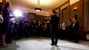 Ontario Premier Dalton McGuinty caught everyone off-guard with his sudden resignation announcement on Monday evening at the Ontario legislature. The Ontario Liberal Party now joins its federal and Quebec counterparts in seeking a new leader.