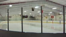 Lead levels were elevated at the Stewart Hurley arena in Saint John.