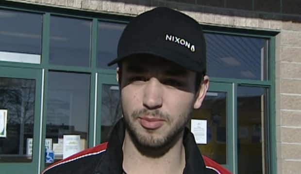 Hockey player Mark Yetman of St. John's, seen in this 2009 photo, was found guilty of sexual assault in Ontario.