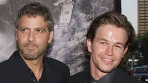 Actors George Clooney, left, and Mark Wahlberg, starred in the 2000 film The Perfect Storm, based on the Halloween nor'easter that absorbed Hurricane Grace in 1991.