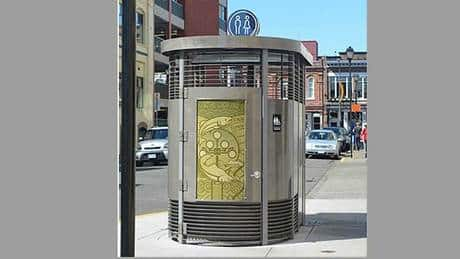 Victoria loo voted best in Canada