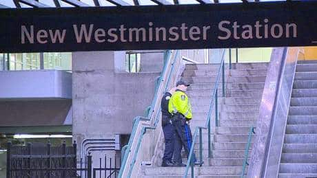 New Westminster SkyTrain station reopened after bomb scare