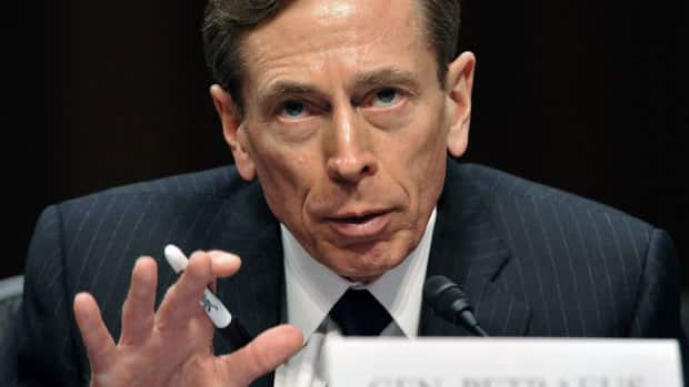 CIA Director David Petraeus testifies before the U.S. Senate Intelligence Committee on Jan. 31, 2012 in Washington, DC.