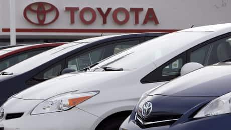 Toyota recalls 2.77 million vehicles