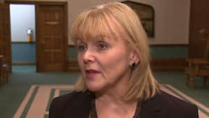 Health Minister Susan Sullivan says the Fraser Institute used flawed methodology to compare the provinces.