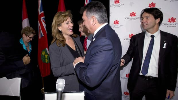Seven people are vying for the leadership of the Ontario Liberal Party, a process that will wind up at a convention in January.