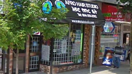 Afro Hair Studio wins fight over cutting 'white men's hair'