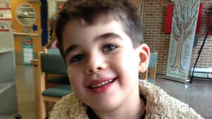 A funeral for Noah Pozner, the youngest of the victims in the Sandy Hook Elementary School shooting in Newtown, Conn., will be held Monday afternoon.