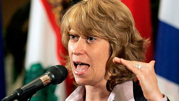 Ontario's Education Minister, Laurel Broten, Education Minister Laurel Broten says the move to repeal removes legislation that became a lightening rod in the labour battle with teachers.