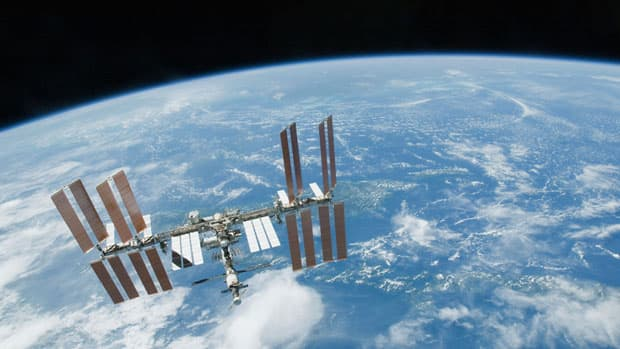 The International Space Station's data relay systems malfunctioned, barring all communication with NASA.