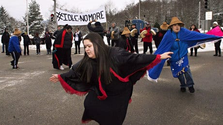 Idle No More organizers plan Peace Arch protest