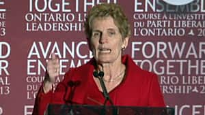 Don Valley West MPP Kathleen Wynne says that transit needs to be invested in and incrementally improved year by year.
