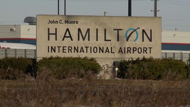 The Hamilton International Airport is set to contruct a new $12-million cargo facility. (