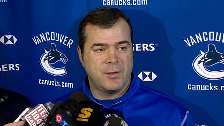 Canucks coach promises fans' loyalty will be rewarded
