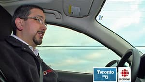 Convincing drivers like Craig Sharma to use transit instead of driving to work is a key challenge facing Metrolinx.