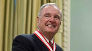 Paul Martin, shown in May 2012 while receiving a Companion of the Order of Canada honour, said Wednesday that First Nations leaders need average Canadians to understand the lack of prosperity faced by aboriginal communities.